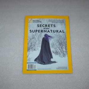 National Geographic Secrets of The Supernatural